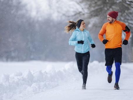 Máme při cvičení venku v zimě větší šanci onemocnět ?