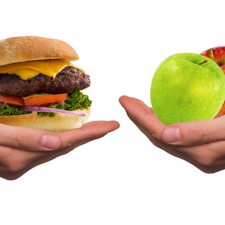 """Podvědomí funguje a fast-foody to dobře vědí aneb ,,Nevypadá to vlastně tak nezdravě"""""""