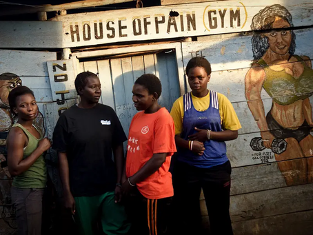 Proč je Uganda nejvíce fit státem na světě ?