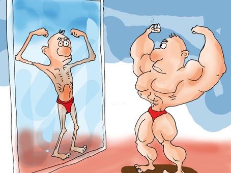 Psychické poruchy ve fitness - 2.díl: Bigorexie