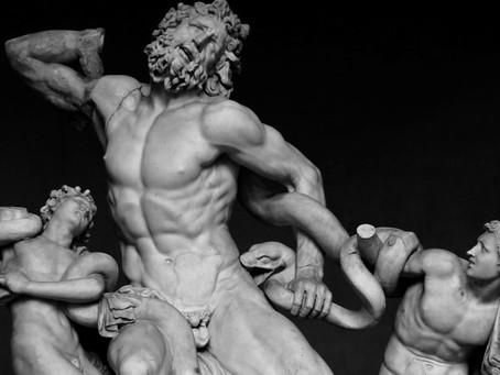 Vzor mužského tělesného ideálu. Kdy začali muži toužit po svalech ?