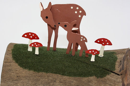 Fawns & Toadstools