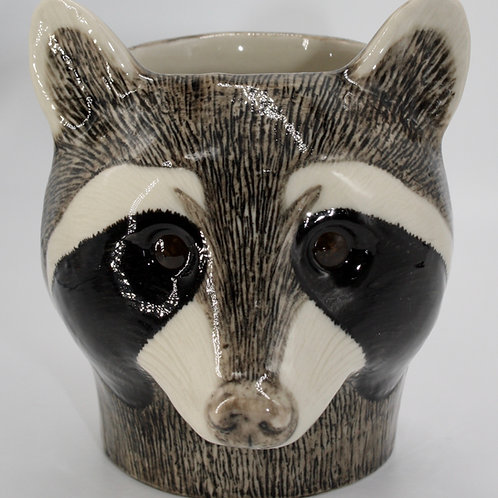Raccoon Pen Pot