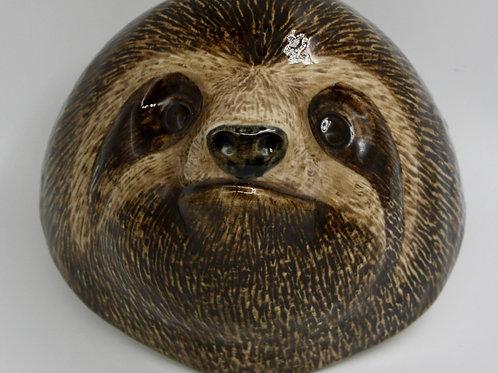 Sloth small wall vase