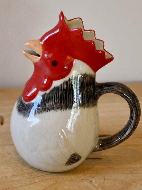 Light Sussex Chicken jug
