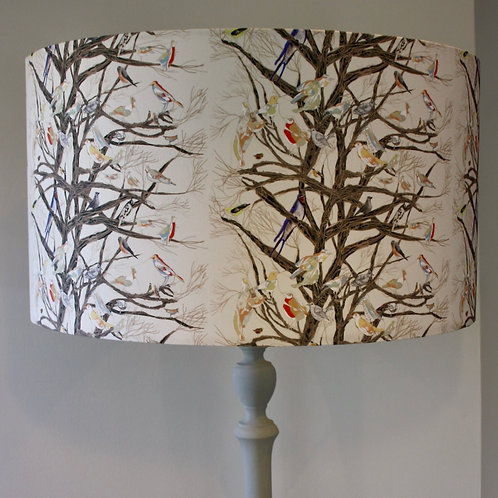 Birds In Trees lampshade 45cm