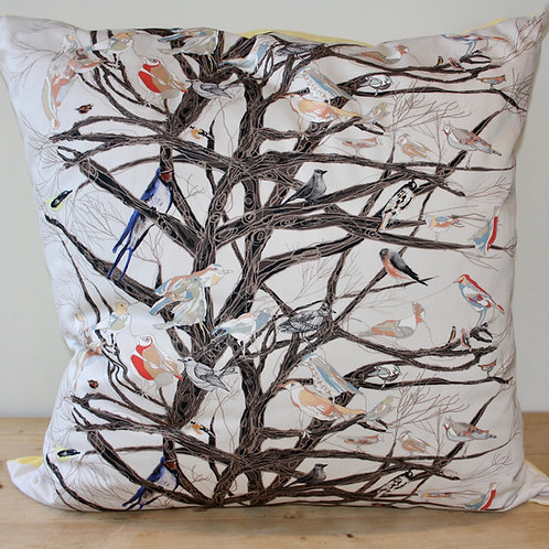 Birds In Trees Cushion