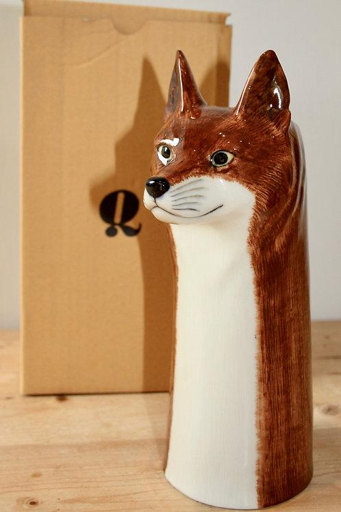 Medium Fox Flower Vase