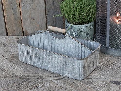 Zinc box
