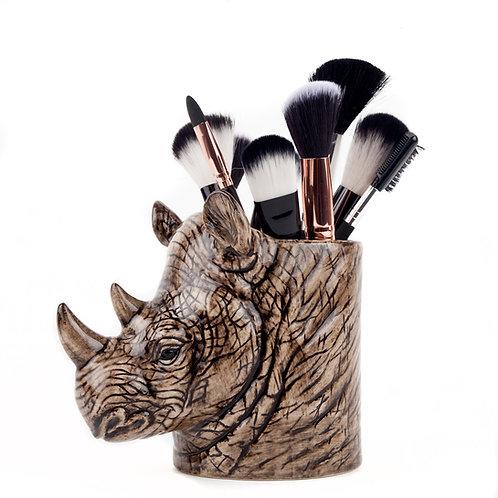 Rhino Pencil Pot
