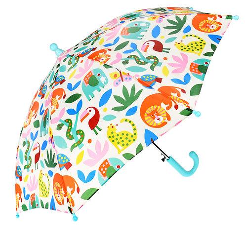 Wild Wonders Children's Umbrella