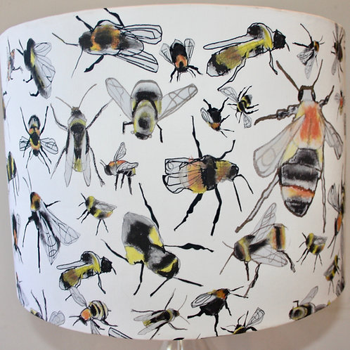 Fifty Bees Lampshade