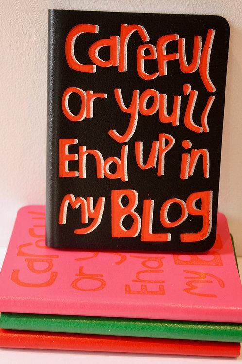 Blog Notebook