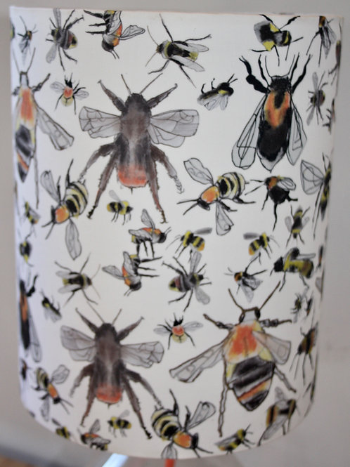 Fifty Bees small lampshade