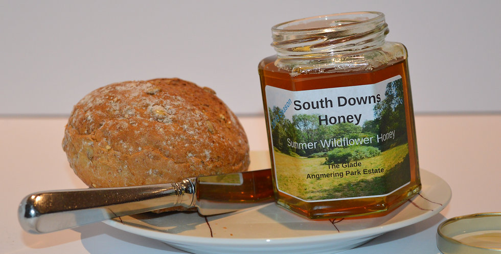 Angmering Park, Summer Wildflower Honey