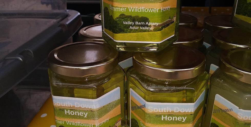 Valley Barn, Summer Wildflower Honey