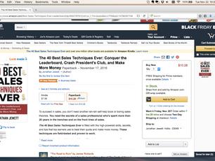 #1 New Release on Amazon!
