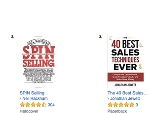 #3 in Business Sales!