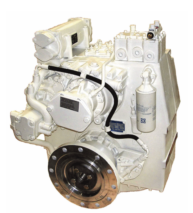Delivery of 2 x ZF W3310 marine gearboxes