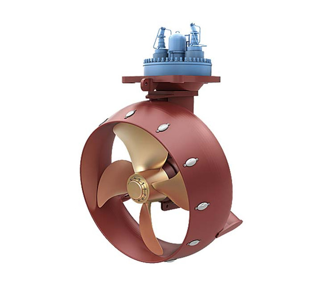 Order of Rolls-Royce US155FP azimuth thrusters