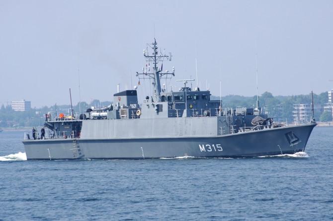 Another Estonian Navy marine genset contract