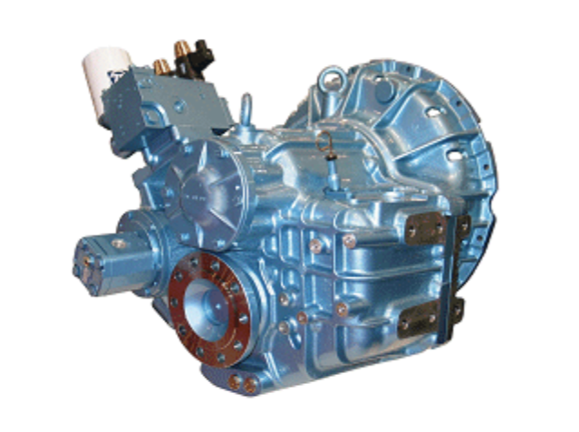 Order of 22 ZF marine gearboxes