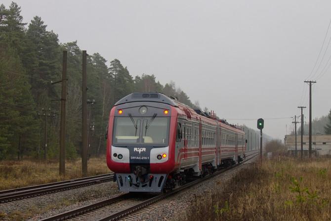 Latvian passenger train modernisation completed