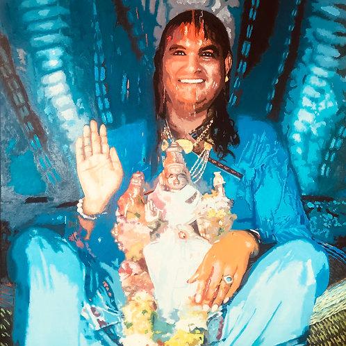 Guruji grüßt