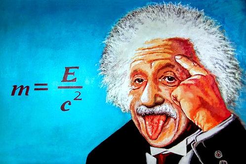 Albert Einstein - Ihr seit doch verrückt