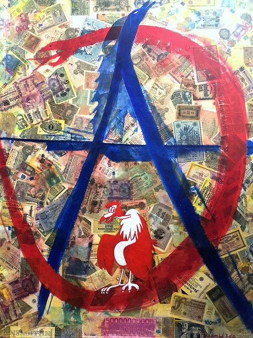 Der Geld Geier und die Anarchy