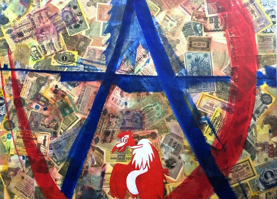 Anachy__Collage__Öl_auf_Leinen_100_x_1