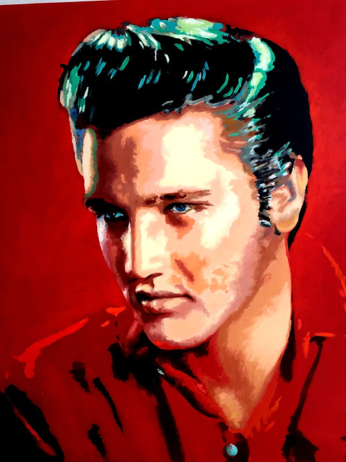 Elvis Presley Redlight
