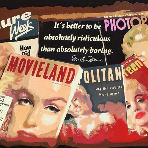 Marilyn Monroe - Magazine