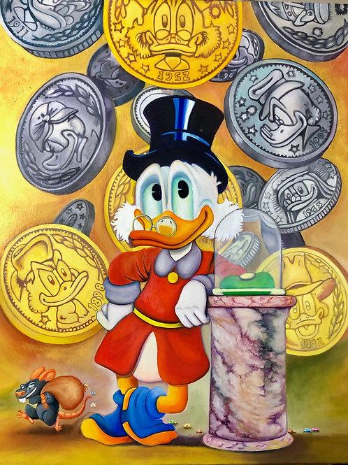 Dagobert Duck - Glückstaler