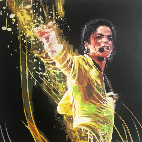 Michael Jackson - Golden Rain