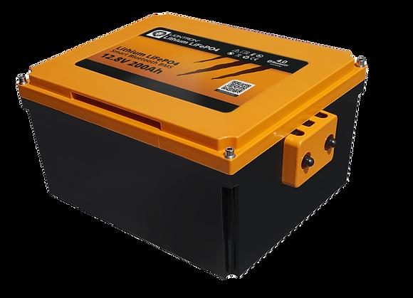 LIONTRON LiFePO4 LX Smart BMS mit Bluetooth Untersitz-Batterie