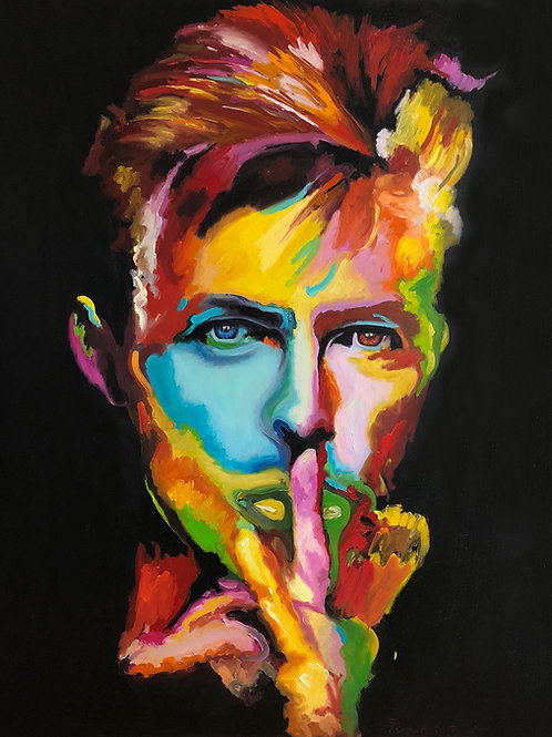 David Bowie Mystery