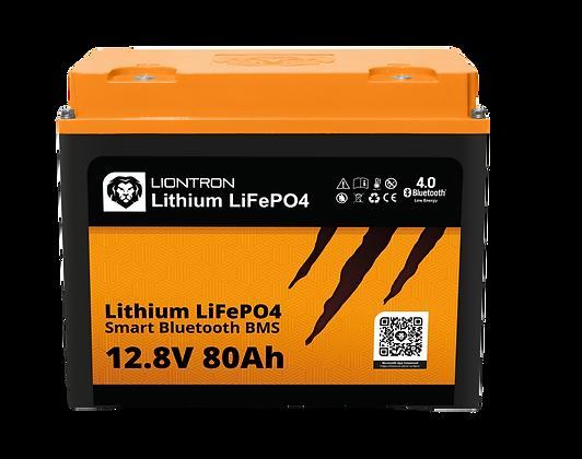 LIONTRON LiFePO4 LX Smart BMS mit Bluetooth