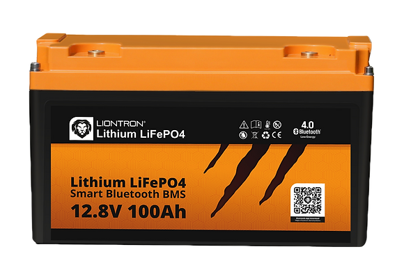 Liontron LiFePo4 LX Smart BMS mit Bluetooth
