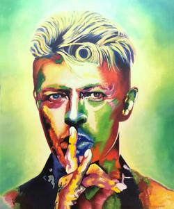 David_Bowie__Öl_auf_Leinen_80_x_110_cm
