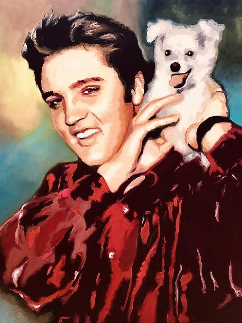Doglover Elvis
