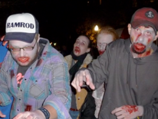 Moscow Zombie Walk 2011