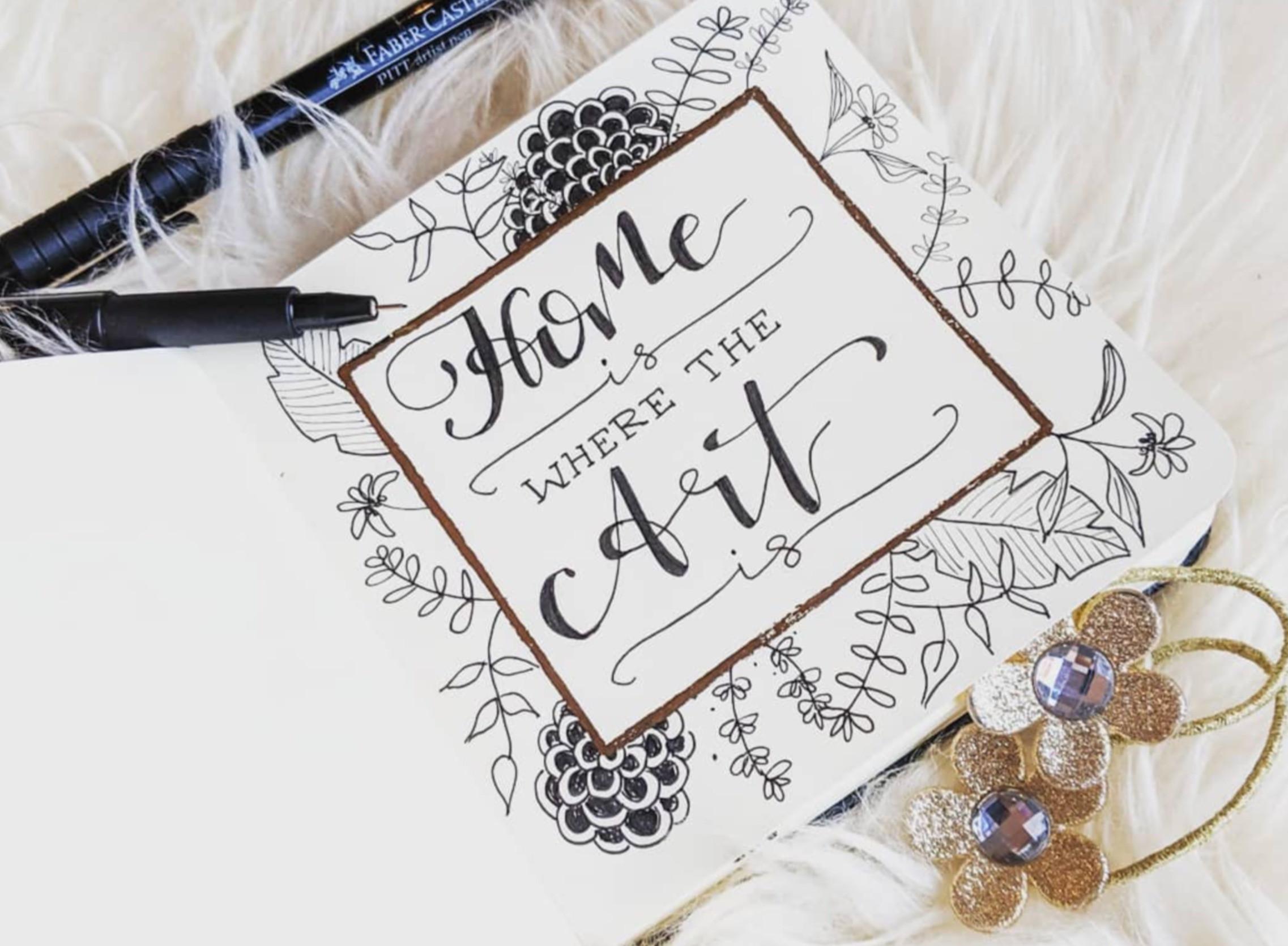 Brush Lettering Basics   13:30