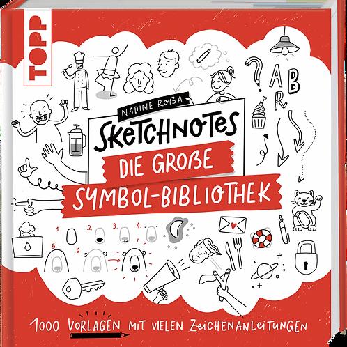 Sketchnotes Die grosse Symbol-Bibliothek