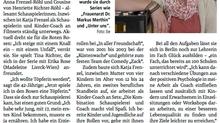 Artikel Lüneburger Landeszeitung