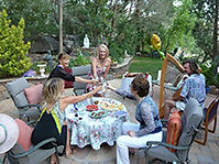 Gathering at Your Heart's Home Retreat Sanctuary