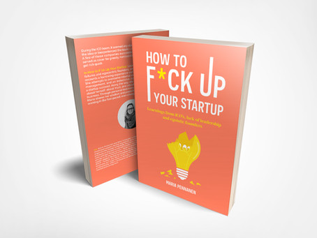 How to fuck up your startup