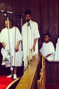 2014 Candidates for Baptism