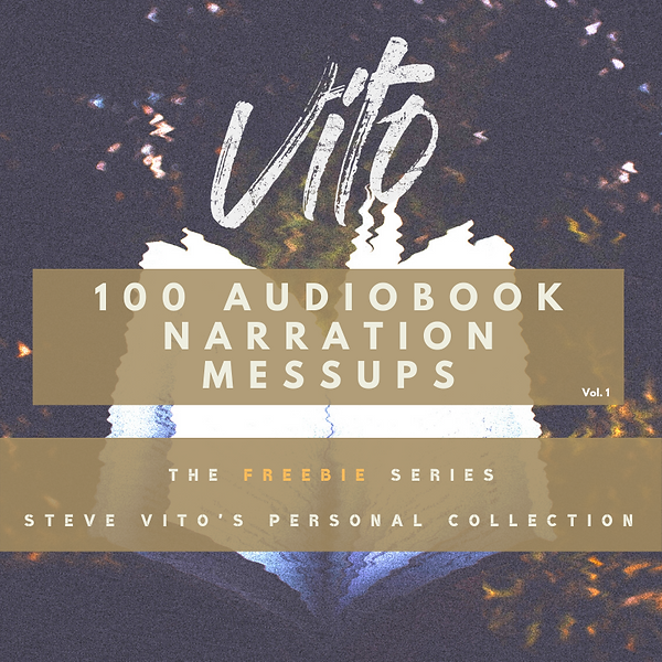 1 - Vito 100 Audiobook Narration Messups