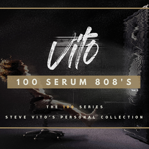 VITO 100 SERUM 808's VOL. 1